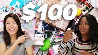 $100 Hong Kong Dollar Store Haul