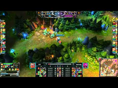 [IEM BaLan] [Bán Kết] [Game 2] al.Eventpotion vs Saigon Jokers [12.12.2012]