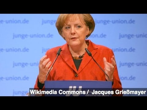 Report: U.S. Monitored Angela Merkel's Phone Since 2002