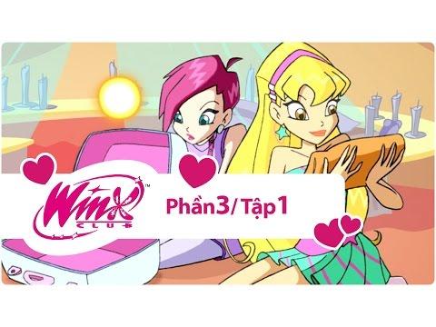 Winx Club - Phần 3 Tập 1 - Buổi khiêu vũ công chúa - [trọn bộ]