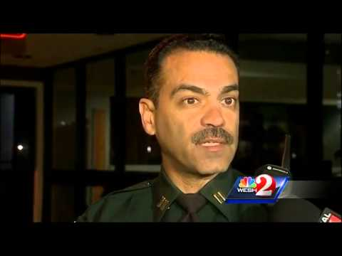 Fla. deputy fatally shot during burglary call