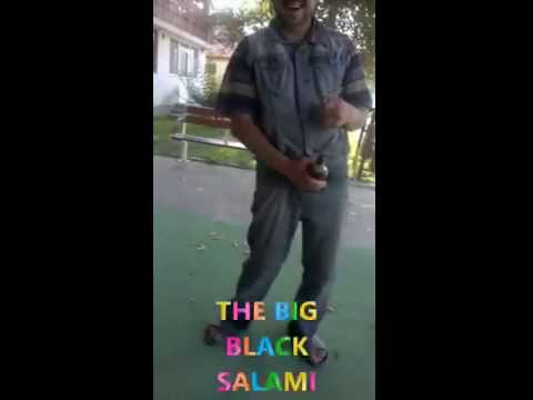 Strugurel The Big Black Salami