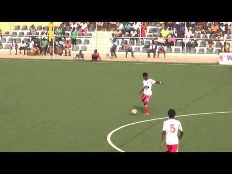 VIDEO: Watch how academy boys WAFA SC edged Dreams FC 1-0