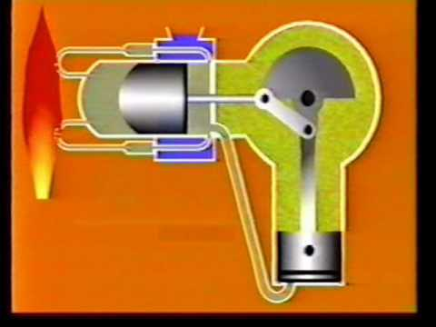 underwater applications of stirling engine