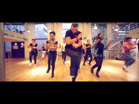 Sean Paul (Ft Major Lazer) // Guillaume Lorentz // Last Class In Boulogne Billancourt