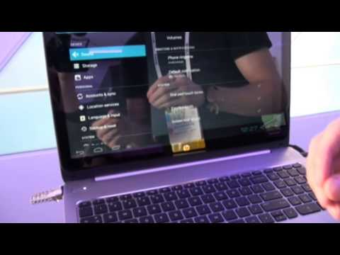AMD shows off Windows 8/Android dual boot
