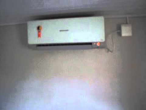 Ar condicionado split 110v brastemp