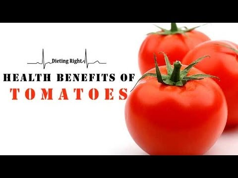 Health Benefits of Tomatoes | Ventuno Dieting Right