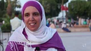 مغربية في رابعة