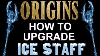 """Black Ops 2 Origins"" How To Upgrade Ice Staff! ""HOW TO"