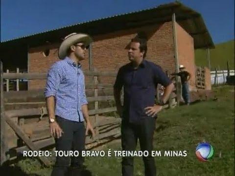 Chegou a temporada de rodeios em Minas