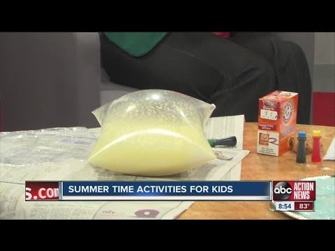 Nearly Free Summer Activities For Kids