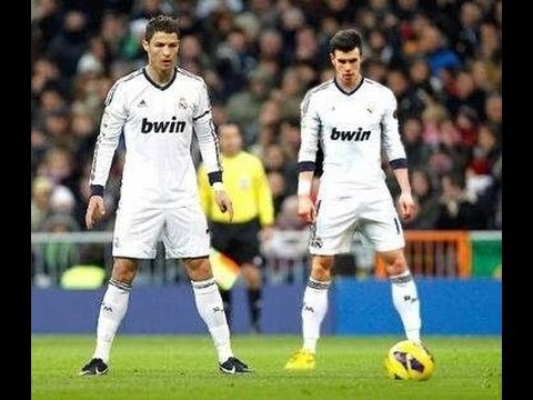 Estreia de Bale Real madrid x Barcelona FIFA 13