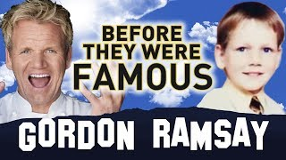 GORDON RAMSAY | Before They Were Famous | BIOGRAPHY