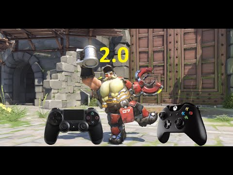 Overwatch: Torbjorn Rework Console Button Mapping Guide
