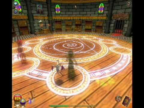 Wizard101. Video