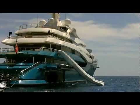 Yachts  show in Saint Tropez