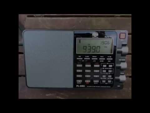 9390 Khz Radio Thailand, english service, May 24th, 2014