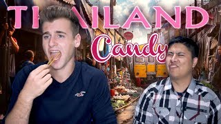 Americans React To Thai Candy