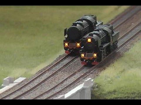 VI wystawa makiet kolejowych w Sosnowcu 2013