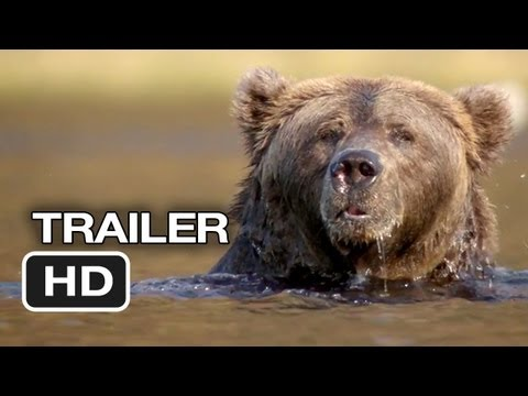 Bears Official Trailer #2 (2013) - Disneynature Documentary HD