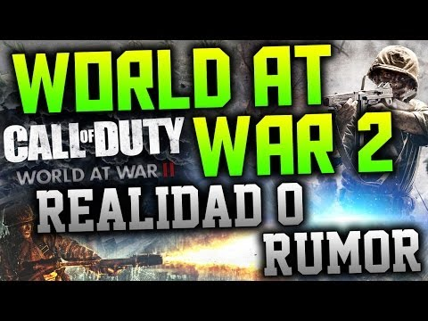 World At War 2 - ¿Rumor o Realidad? | AlphaSniper97