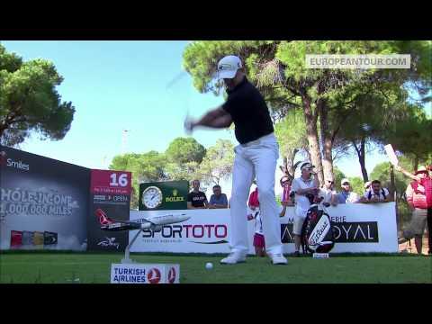 Jamie Donaldson on winning the Abu Dhabi HSBC Golf Championship