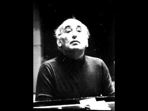 Gulda Friedrich Ballade in G minor,