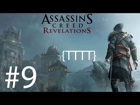 Assassins Creed Revelations - Walkthrough Gameplay - Part 9 [HD] (X360/PS3)