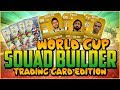 WORLD CUP CARDS SQUAD BUILDER! w/ AGUERO! | FIFA 14 Ultimate Team