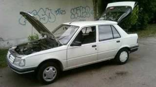 Peugeot 309 Chorus
