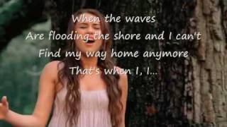 Miley Cyrus When I Look At You Official Music Video With