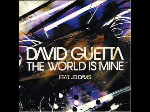 David Guetta Ft. JD. Davis - The World is Mine [Lyrics in Info]