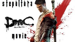 DmC: Devil May Cry [Game Movie - Full Length] {HD}