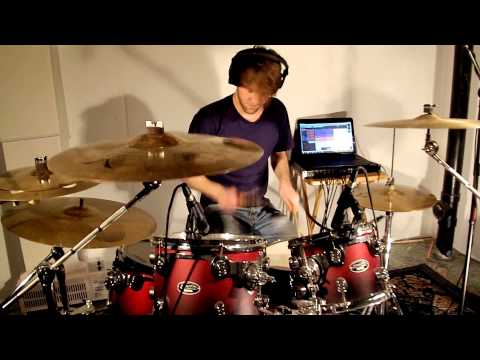 Tony Hamm - Pierce The Veil - King For A Day - Kellin Quinn - Drum Cover