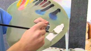 Paint With Kevin Hill Instructional DVD Now Available
