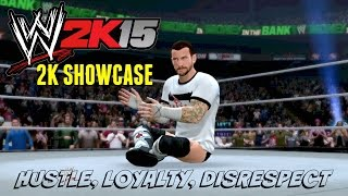 WWE 2K15 (Xbox 360): 2K Showcase Walkthrough Hustle