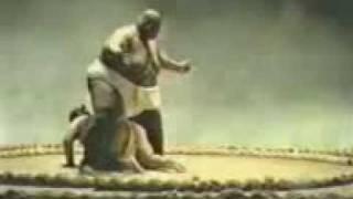 Lucha de sumo no pares de reir