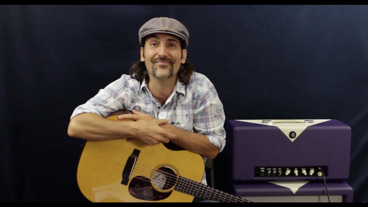 how to play in the summertime on acoustic guitar