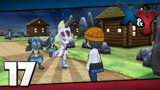 Pokémon X And Y Episode 17 Geosenge Town!