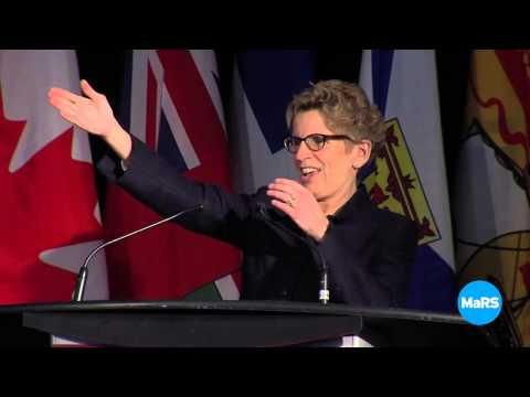 Canadian Energy Innovation Summit 2014 -- Premier Wynne's Keynote Address