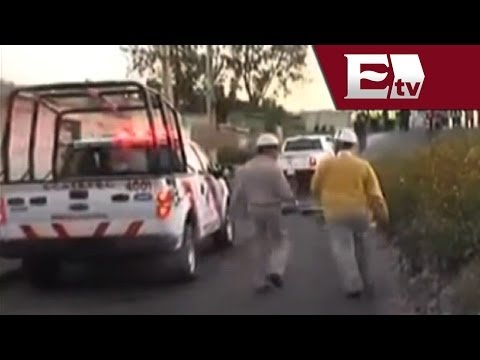 Se registra fuga de gasolina en Ecatepec, Estado de México/ Comunidad