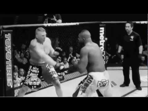 Overeem vs Lesnar highlights