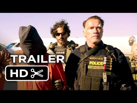 Sabotage TRAILER 1 (2014) - Arnold Schwarzenegger, Sam Worthington Movie HD