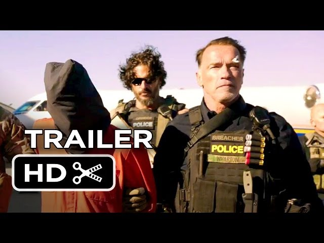 Sabotage TRAILER 1 (2014) - Arnold Schwarzenegger, Sam Worthington