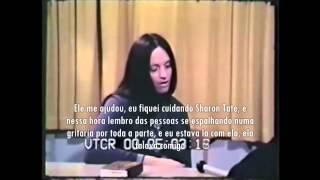 Entrevista Susan Atkins Em 1976 (Legendado Em Português