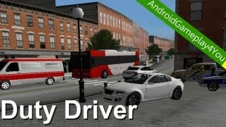 Duty Driver Android Game Gameplay