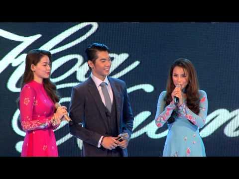 Đêm Nhan Sắc 23-01-2013 Hồ Quỳnh Hương vs Hồ Ngọc Hà (HD 1080p)