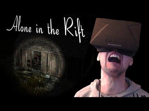 Alone in the Rift | TERRIFYING EXPERIENCE | OCULUS RIFT HORROR GAME