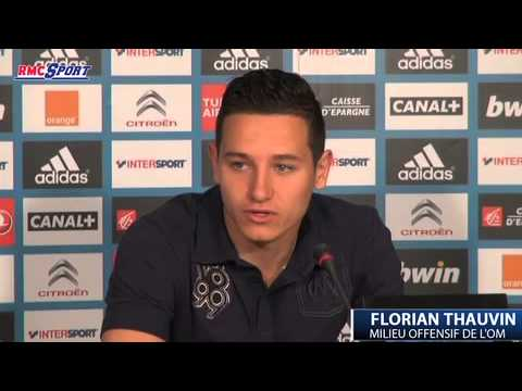 Football / Ligue 1 - Thauvin :